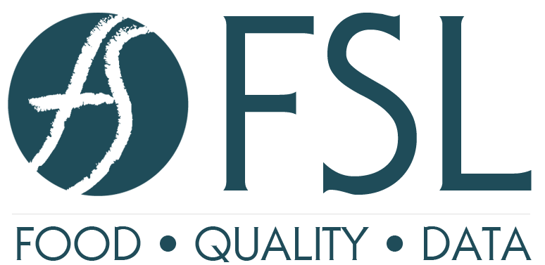 FSL logo with strapline blue